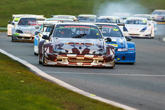 BARC Scrapco/Avon Tyres Intermarque Championship Vauxhall Tigra (Steve Dudman) (motorsportimagesbyghp) Tags: brandshatch motorsport motorracing autosport stevedudman barc intermarquechampionship vauxhalltigra