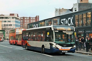 Stagecoach North East 26077, SN66 WML (ADL E20D / Enviro200 MMC)