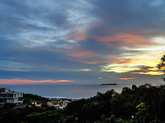 Brazil_25_01_2018_005 (Nekrasoff Oskar) Tags: atlantica brazil florianopolis floripa santacatarina beach clouds island ocean praiamole sky sun sunset
