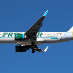 N303FR - Frontier Airbus A320 thumbnail