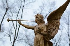 DSC_7556a (Fransois) Tags: ange angel resurrection trompette appel call cimetière graveyard cemetery côtedesneiges montréal qc anastasis resurrectio trumpet resurrexit