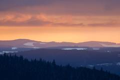 20170211-Canon EOS 750D-2038 (Bartek Rozanski) Tags: hofsgrund badenwurttemberg germany deutschland winter schwarzwald blackforest sunrise snow mountains morning