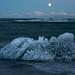 Moonrise - Diamond Beach