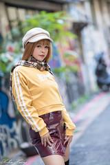 DSC_7009 (Robin Huang 35) Tags: 大安區 臺北市 臺灣 tw devi 忠孝敦化商圈 街拍 人像 portrait lady girl nikon d850