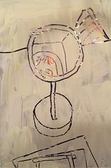 2018.12.22 Scratch-Away Selfie on JKPP Card (Julia L. Kay) Tags: juliakay julialkay julia kay artist artista artiste künstler art kunst peinture dessin arte woman female sanfrancisco san francisco sketch dibujo selfportrait autoretrato daily everyday 365 self portrait portraiture face dpp dailyportraitproject acrylic acrylics acrylicpaint paint painting paper canvas panel