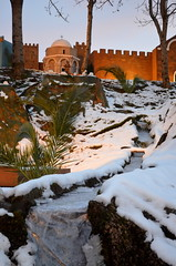 By The River Of Babylon [Ara Grande - 2 January 2015] (Doc. Ing.) Tags: 2015 ara aragrandeditricesimo tricesimo ud friuli friuliveneziagiulia fvg nordest italy presepe nativityscene manger christmas tradition italiantradition model diorama snow nikond5100