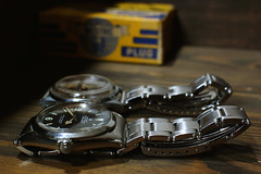 rivetbracelet_DSC_9773 (ducktail964) Tags: rivetbracelet vintage antique taiwan chronograph rolex breitling