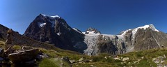 Plan Bertol (2.664 m) (giorgiorodano46) Tags: agosto2010 august 2010 giorgiorodano mountain summer landscape panorama arolla vallese valais wallis svizzera suisse schweiz switzerland alpi alpes alps alpen alpipennine alpesvalaisannes swissalps suisseromande romandie hiking alpinism trekking