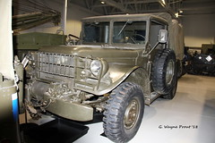 Dodge M37CDN SMP 3/4 Ton 4x4 Cargo Truck (Gerald (Wayne) Prout) Tags: dodgem37cdnsmp34ton4x4cargotruck dodge m37cdn smp 34 ton 4x4 cargo truck standardmilitarypattern militarymuseum canadianforcesbaseborden cfbborden simcoecounty ontario canada prout geraldwayneprout canon canoneos60d eos 60d digital dslr camera canonlensefs18135mmf3556is lens efs18135mmf3556is photographed photography vehicle chrysler equipment machine machinery military museum antique historical old canadianforces base borden simcoe county dnd departmentnationaldefense governmentofcanada standard pattern wwii worldwartwo