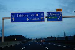 A1 Autobahn Wien - Passau Österreich (Celik Pictures) Tags: austria österreich avusturya oostenrijk passau wien sanktpölten stpölten a8 a1 nr3 3 autobahn vacationphotos rijdendvoertuigen movingvehicles yürüyenaraçlar europe a1autobahnwienpassauösterreich highway shootedonhighway shootedfromhighway shootedfromcar roadvehicles roadphotos foggymorning foggy mistig