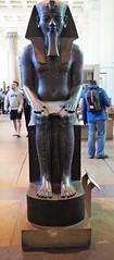 King Amenhotep III (Brule Laker) Tags: london england europe uk museums art britain greatbritain unitedkingdom britishmuseum