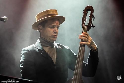 """Wojtek Mazolewski Quintet """"Komeda"""" - Warszawa"""