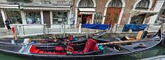 5 (ERREGI 1958) Tags: gondola italia italy veneto venezia edificio edifici acqua water