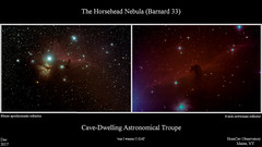 Horsehead_Nebula_Composite_20181204_HomCavObservatory_ReSizedDown2HD (homcavobservatory) Tags: homcav observatory horsehead flame nebula 80mm f6 carbon fiber ed80t cf orion apochromatic refractor televue 085x field flattener focal reducer 8inchf7 criterion newtonian reflector canon 700d t5i dslr losmandy g11 mount gemini 2 control system celestron shorttube guidescope asi290mc planetary camera autoguider phd2 astronomy astrophotography