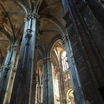 Église Saint-Eustache, Paris #france #iledefrance #paris #eglisesainteustache #sainteustache #gothicarchitecture #church #16thcentury #16thcenturyarchitecture #gothic #travel #traveller thumbnail