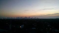Morning in Miami (MerperC) Tags: miami fl florida skyline buildings morning sky dawn unitedstates usa us