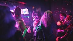 8M5A3658-5 (loboloc0) Tags: furries frolicparty frolic party furry club dance suit suiter fur fursuit dj sf san francisco indoor people costume performer animal blur portrait
