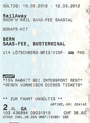 "Bahnfahrausweis Schweiz • <a style=""font-size:0.8em;"" href=""http://www.flickr.com/photos/79906204@N00/46080529632/"" target=""_blank"">View on Flickr</a>"
