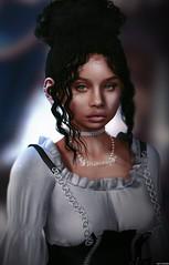 Karmi B Dior (A. Doutzen) Tags: photoshop photograpy art second secondlife fashion flickr girl princess