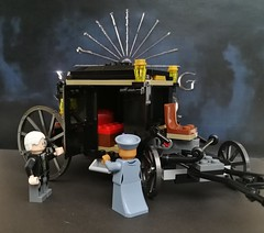 29IMG_20181124_103147 (maxims3) Tags: lego wizarding world 75951 grindelwalds escape серафина пиквери seraphina picquery геллерт гриндевальд gellert grindelwald фестрал thestral карета макуса