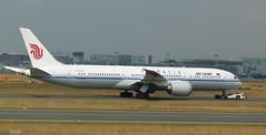 B-7879 - Boeing 787-9 Dreamliner - Air China (TIMRAAB227) Tags: boeing 787 7879 dreamliner boeingcompany airchina ca cca 中國國際航空公司 b7879 frankfurt frankfurtairport fra eddf