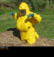 srpen2013_05 (pchoj2010) Tags: gumoskauti pchoj pchoj2010 gasmask hazmat raincoat breathplay
