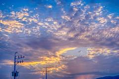 SX188360skveh07ex (Daegeon Shin) Tags: fujifilm xpro2 fujinon xf1855 1855 sunset decline ocaso atardecer sky cielo cloud nube jinju corea korea 후지 후지논 일몰 황혼 하늘 구름 진주 경남