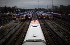 Clapham Junction (-- Carlosperez --) Tags: train london perspective foto pic photography