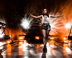 Chvrches 09/23/2018 #103 (jus10h) Tags: chvrches laurenmayberry thegreek greektheater theatre griffithpark losangeles california live music tour concert show gig event performance venue stage band artist photography photographer sony dscrx100 dscrx100m5 2018 sunday september 23 justinhiguchi