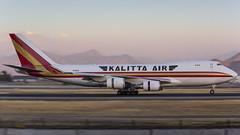 Boeing 747-4HQF(ER) / Kalitta Air / N782CK (Vicente Quezada Duran) Tags: boeing 7474hqfer kalitta air n782ck s special scel scl santiago spotter spotting avgeek aviación aviation aviacion aérea photography picture plane private visit visita visitor especial