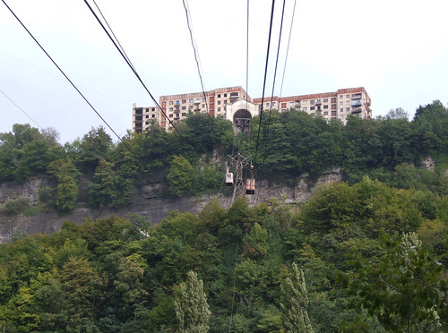 Cable car, 09.09.2013.