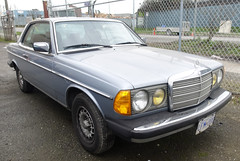 1984 Mercedes-Benz 300CD Turbo Diesel coupe (D70) Tags: 1984 mercedesbenz 300cd turbo diesel coupe