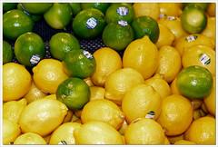 2019/019: The Lemons Have It (Rex Block) Tags: thelemonshaveit nikon d750 dslr 50mm f18g lemons limes market produce project365 365the2019edition 3652019 day19365 19jan19