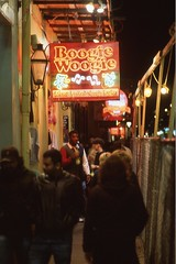 Neon (TAZMPictures) Tags: neworleans jazz frenchquarter bourbonstreet