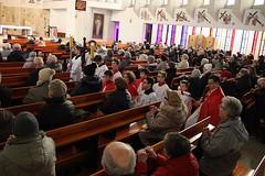 Udział Wspólnoty w Drodze Krzyżowej