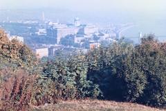 Buda Castle seen from Gellért Hill, Budapest (sixthland) Tags: buda budapest castle gellert hill hungary scan
