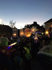 Ambleside Christmas Light Switch On 2018