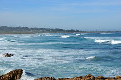 Heavy surf (afagen) Tags: california pacificgrove asilomarstatebeach montereypeninsula asilomar beach pacificocean ocean