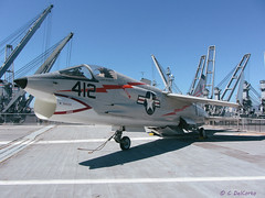 (happicamper.geo) Tags: usshornet carrier aircraft aircraftcarrier museum history sanfrancisco alameda