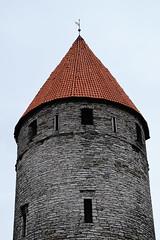 Towers of Tallinn (tapiosalmela) Tags: tallinn tallinna estonia viro medieval architecture old town tower middle ages nikon d3300 europe vsco film vscofilm