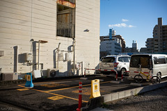街 (fumi*23) Tags: ilce7rm3 sony street sel35f28z 35mm sonnartfe35mmf28za a7r3 parking miyazaki japan light emount car 街 宮崎 ソニー 光