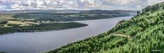 "Panorama of the Great Glen from the hills above Lochend. (Scotland by NJC.) Tags: hill تَلّ colina 小山 brdo kopec bakke forhøjning landskabet heuvel mäki colline hügel λόφοσ collina 丘 언덕 ås wzgórze deal холм backe เขาเตี้ยๆ tepe coğrafya пагорб đồi lakes lochs reservoirs waters meres tarns ponds pool lagoon lago 湖 jezero sø meer järvi lac see λίμνη 호수 innsjø jezioro forest woodland plantation trees grove ""temperate rainforest"" غَابَة floresta 森林 šuma les skov bos ""bosque grande"" metsä forêt wald greatglen lochness dores scotland"