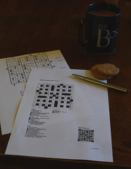 Crossword - DILO 1 (Clint__Budd) Tags: 118picturesin2018 dilodec2018 crosswordpuzzleday anotherdayinthelife