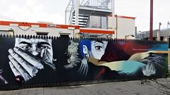 Arnaud Kool / Bruxelles - 22 dec 2018 (Ferdinand 'Ferre' Feys) Tags: bxl brussels bruxelles brussel belgium belgique belgië streetart artdelarue graffitiart graffiti graff urbanart urbanarte arteurbano ferdinandfeys arnaudkool