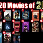 Top 20 Movies of 2018 thumbnail