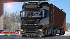Mick van den Berg (Kerstens Modding) Tags: mick van den berg transport scania r next generation ets2 kerstens modding euro truck simulator 2