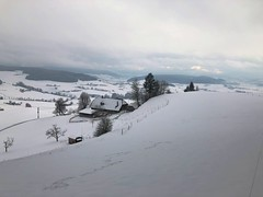 Winter 2019: Buchacker Arni - Biglen (unterhalb Gumm) (Martinus VI) Tags: winter winterlandschaft hivers schnee snow nieve neige emmental kanton canton de bern berne berna berner bernese schweiz suisse suiza switzerland svizzera swiss y190112 martinus6 martinus6xy martinus martinusvi