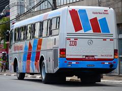 Rápido Nova Veneza 2230 (busManíaCo) Tags: busmaníaco nikond3100 rodoviário ônibus bus mercedesbenz monobloco o400 rápidonovaveneza o400r