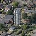 Stowmarket Water Tower aerial image