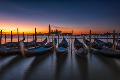 The Silent Gondolas (Anna Kwa) Tags: piazzasanmarco stmarkssquare canalgrande grandcanal sangiorgiomaggiore dawn sunrise morninglight venice italy annakwa nikon d750 140240mmf28 my silent pure paradox always seeing heart soul throughmylens life journey illbeseeingyou fate destiny rodstewart travel world silence nicholassparks thenotebook gondolas longexposure